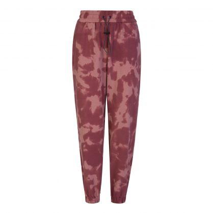 Pink Tie Dye Nevada Sweatpants