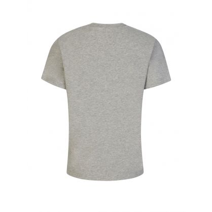 Grey CK One Logo T-Shirt