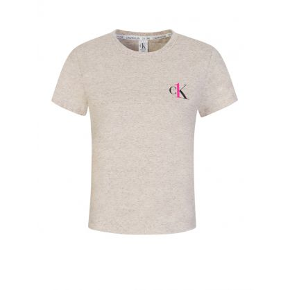 CK One Beige T-Shirt