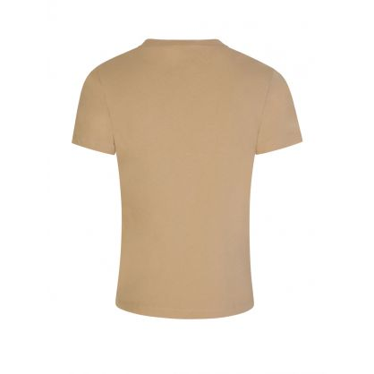Beige Tiger T-Shirt
