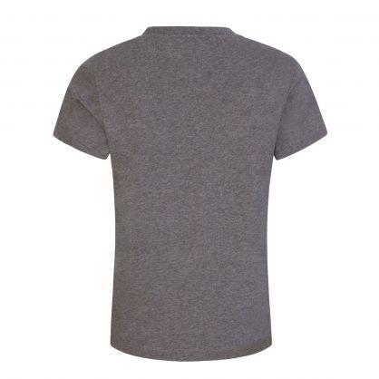 Dove Grey Tiger T-Shirt