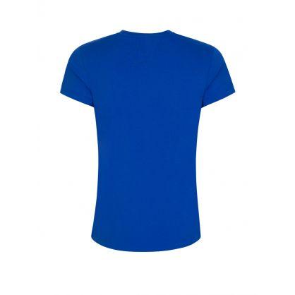 Blue Picnic Polo Bear T-Shirt