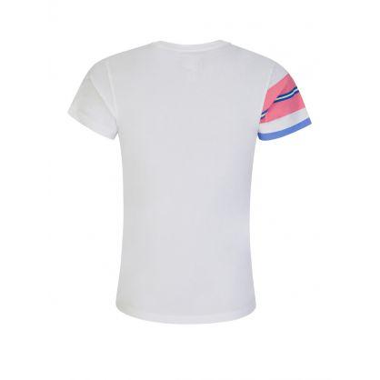 White POLO Logo T-Shirt