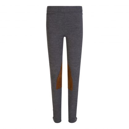 Grey Jodhpur Trousers