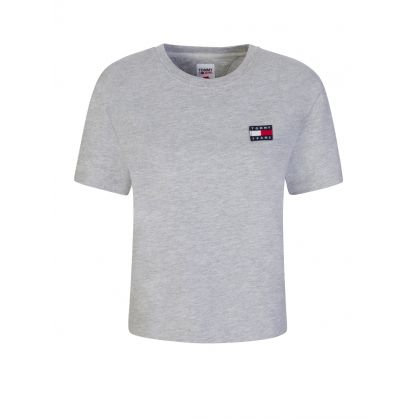 Grey Badge T-Shirt