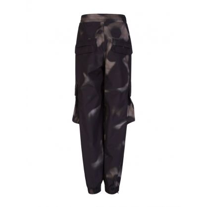 Camo Print Hara Cargo Pants