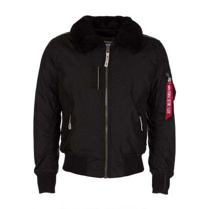 Black Injector III Rep Jacket