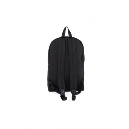 Black Reporter Record Backpack