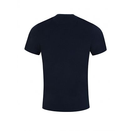 Navy Logo Block T-Shirt