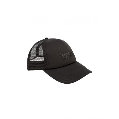Black Heli Cap