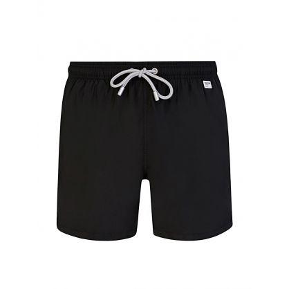Black Pantone Swim Shorts