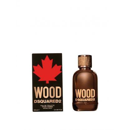 100ml Wood Pour Homme Eau De Toilette