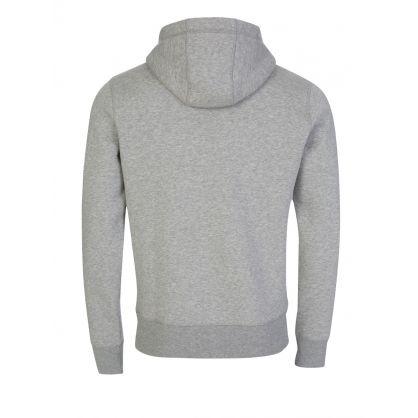 Grey Est. Logo Hoodie