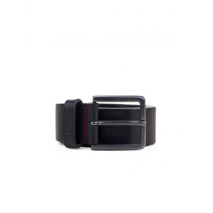 Black Gioni Belt