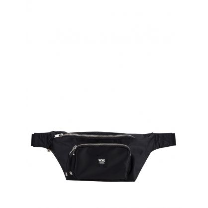 Black Robin Waist Bag