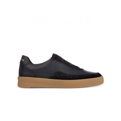 Black Mondo Ripple Carye Trainers