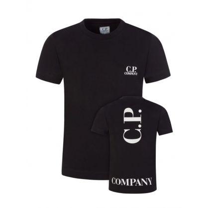 Black Chest Logo T-Shirt