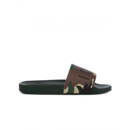 Green Camo ICON Slides