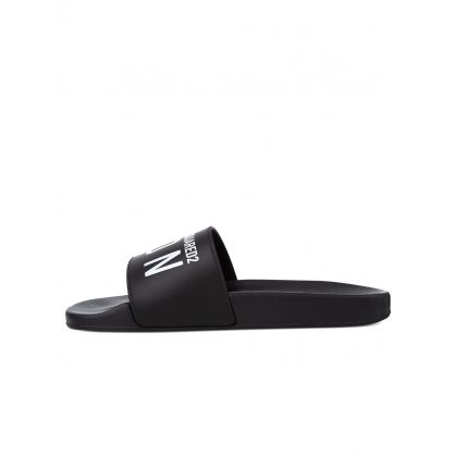 Black ICON Logo Slides