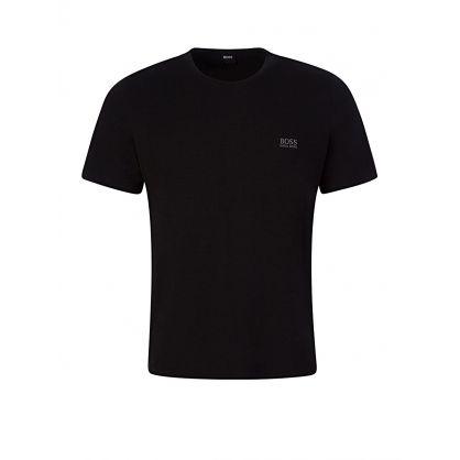 Black Bodywear Logo Mix + Match T-Shirt