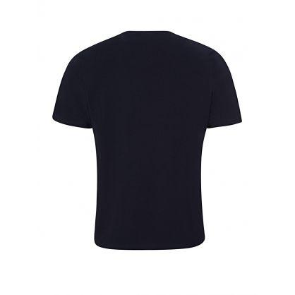 Navy Blue Mix + Match Lounge T-Shirt