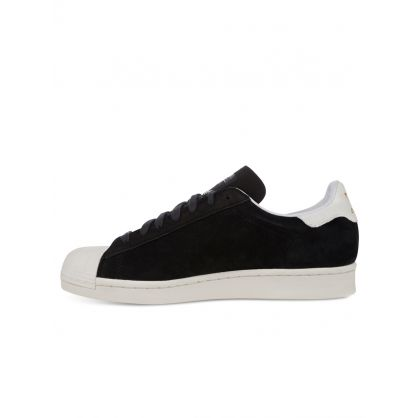 Originals Black/White Superstar Pure Trainers