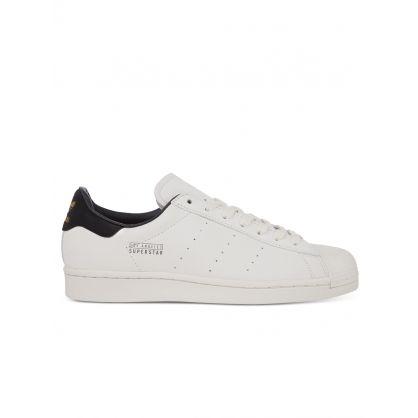Originals White/Black Superstar Pure Trainers
