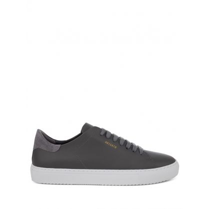 Grey Clean 90 Trainers