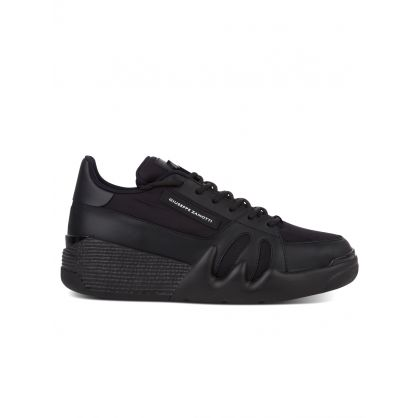 Black Low-Top Talon Trainers