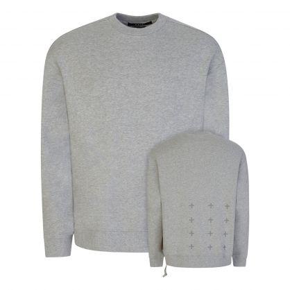 Grey Kross Biggie Sweatshirt