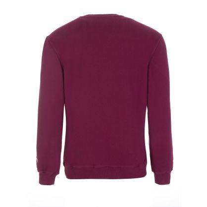 Burgundy Organic MA20 Sweatshirt