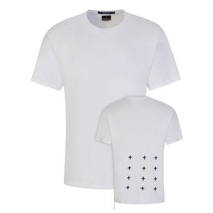 White Kross Biggie T-Shirt