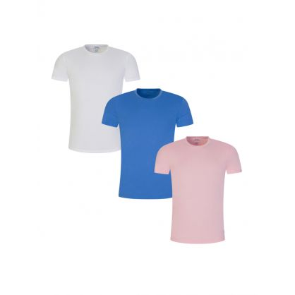 3 Pack Classic Cotton T-Shirts