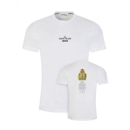 White Archivio T-Shirt