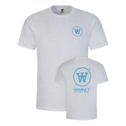 White/Blue Ace T-Shirt