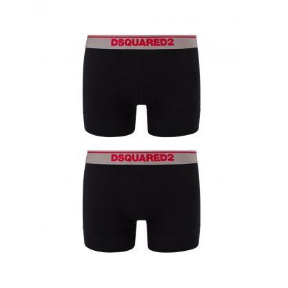 Black Trunks 2-Pack