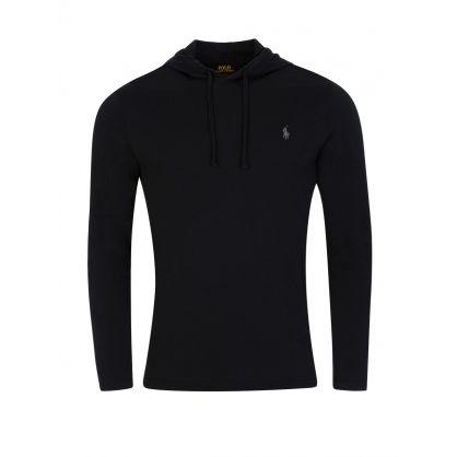 Black Hood T-Shirt