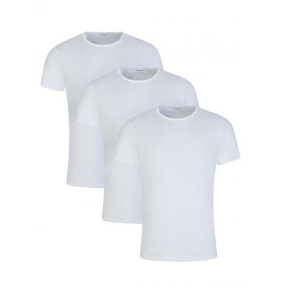 White 3 Multi Pack T-Shirts