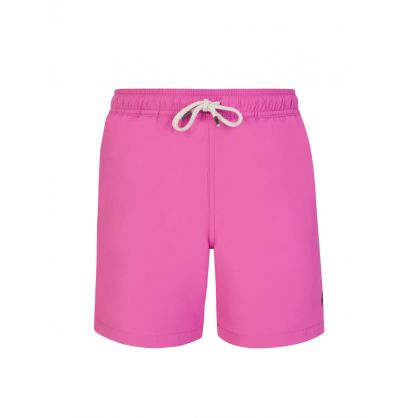 Kids Pink Traveler Swim Shorts