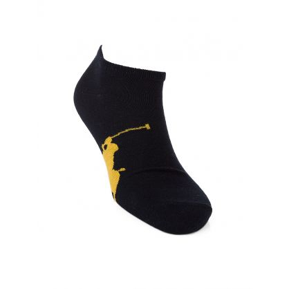 Multicolour Logo Sports Socks 3-Pack