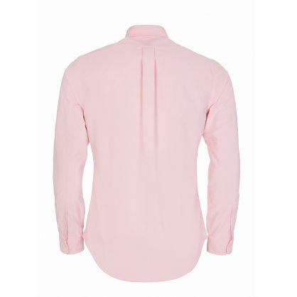 Light Pink Logo Oxford Shirt