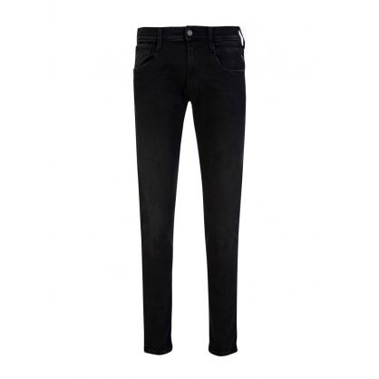 Black Hyperflex Anbass Clouds Jeans