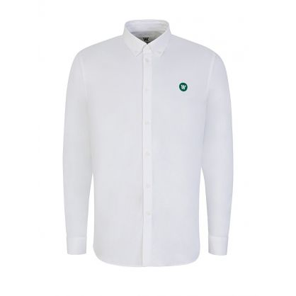 White Double-A Logo Ted Shirt