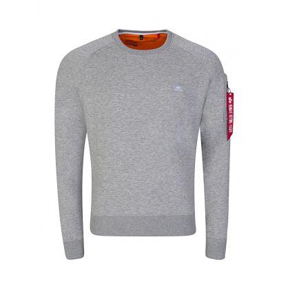 Heather Grey X-Fit Sweatshirt