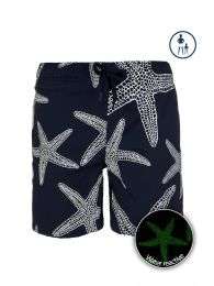 Junior Starlette Glow in the Dark Swim Shorts
