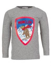 Grey Bear Logo T-Shirt