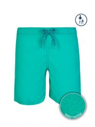 Junior Green Aqua Magic Swim Shorts