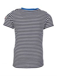 Navy Maglia T-shirt