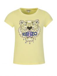 Yellow Tiger T-Shirt