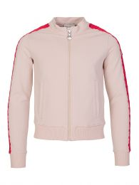 Pink Lace Tracksuit